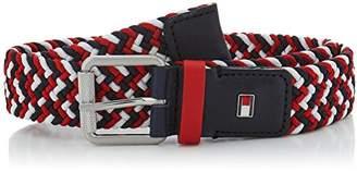 Tommy Hilfiger Boy's New Adan Belt 3.0 Belt,(Manufacturer size: L-XL)
