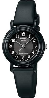 Casio Women's Casual Classic Analog Watch, Black