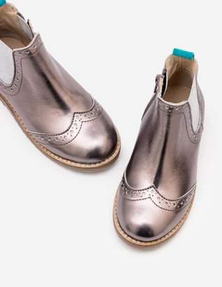 Boden Leather Chelsea Boots
