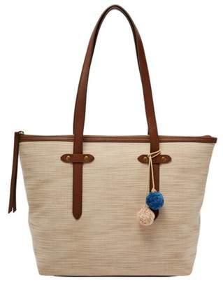 Fossil Felicity Tote Handbags Khaki