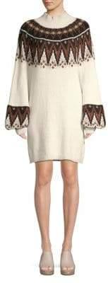 Free People Scotland Sweater Dress