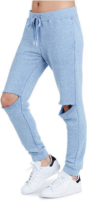 True Religion OYSTER KNEE JOGGER WOMENS SWEATPANT