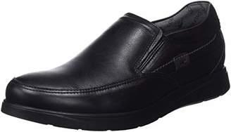 Fluchos Men's New Professional Work Shoes, Black (Sanotan Negro)