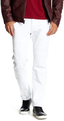 "X-Ray Xray Denim Studded Slim Leg Jeans - 30-32"" Inseam"
