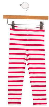 Junior Gaultier Girls' Striped Leggings