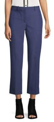 Theory Hartsdale Cropped Trousers