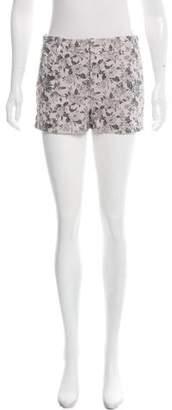 J Brand Lola Mid-Rise Shorts