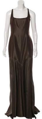 Naeem Khan Sleeveless Evening Gown w/ Tags