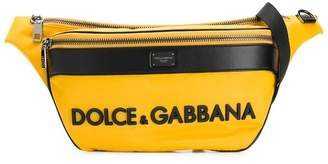 Dolce & Gabbana oversized logo belt bag
