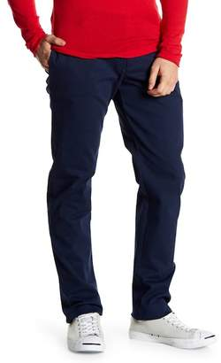 Parke & Ronen Solid Stretch Moleskin Trousers