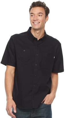 Vans Men's Print Button-Down Shirt