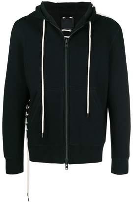 Craig Green lace-up detail hoodie