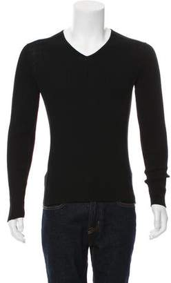 John Varvatos Luxe V-Neck Sweater
