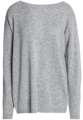 A.L.C. Cutout Wool And Cashmere-Blend Sweater