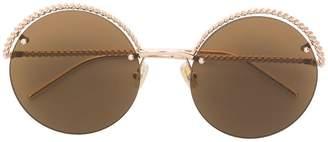 Boucheron Eyewear round frame sunglasses