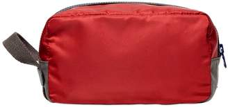 Dolce & Gabbana Nylon & Dauphine Leather Toiletry Bag