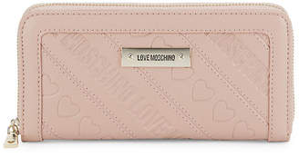 Love Moschino Continental Wallet