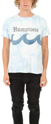 Remi Relief x Blue&Cream Tie Dye Hamptons Wave Tee