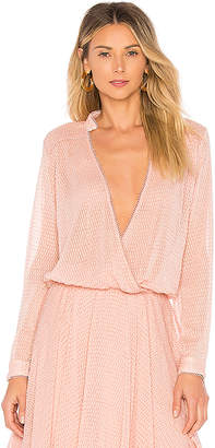 House Of Harlow x REVOLVE Joli Blouse