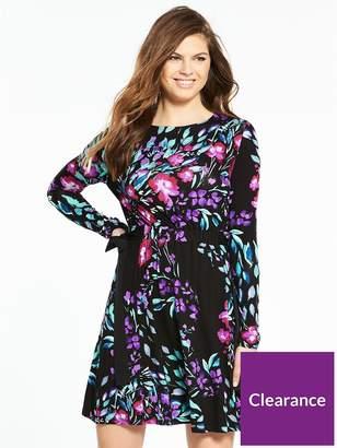 Very Bow Side Jersey Dress