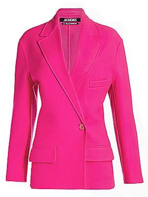 Jacquemus Women's La Veste Wool Jacket