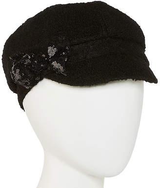 Co August Hat Inc. Sequin Boucle Cadet Hat