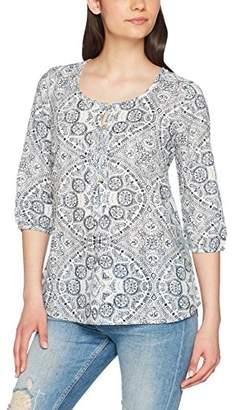 Fat Face Women's Jenny Linear Batik Blouse,6