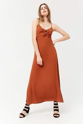 Forever 21 Keyhole Cami Maxi Dress