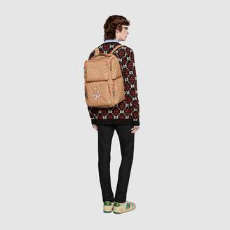 Gucci Large backpack with LA AngelsTM patch