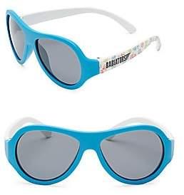 Babiators Kid's Wheel Deal Polarized Aviator Sunglasses