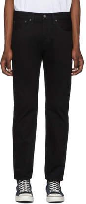 Levi's Levis Black 501 Slim Taper Jeans