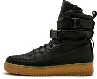 Nike SF AF1 'Urban Utility' - Black/Gum Light Brown