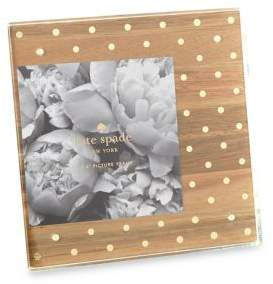 "Kate Spade 4"" x 4"" Dots Picture Frame"