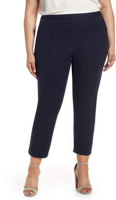 Vince Camuto Stretch Twill Crop Pants