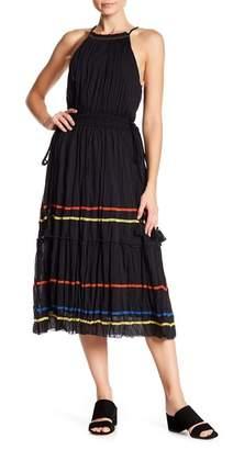 Joie Danit Pleated Midi Dress