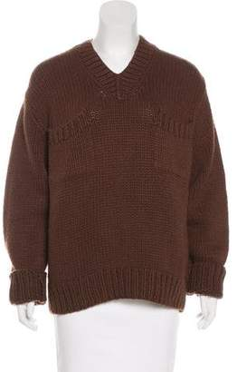 Calvin Klein Collection Cashmere-Blend Sweater