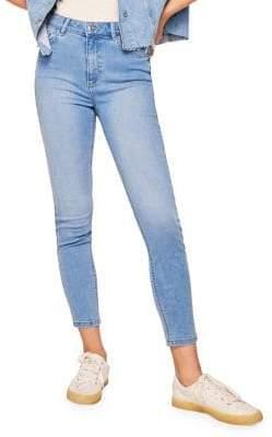 MANGO Noa Skinny-Fit Jeans