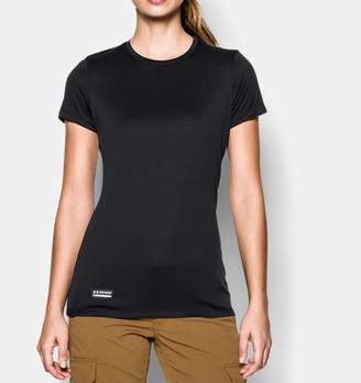 Under Armour Women's UA TechTM Tactical T-Shirt