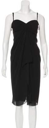Jean Paul Gaultier Sleeveless Knee-Length Dress
