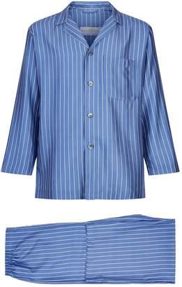 Daniel Hanson Fine Stripe Pyjamas