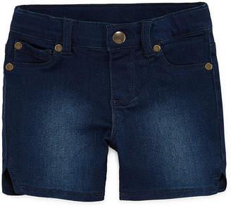 Okie Dokie Midi Shorts-Toddler Girls