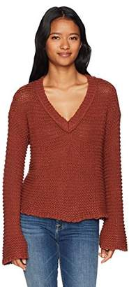 O'Neill Women's Hillary V Neck Sweater