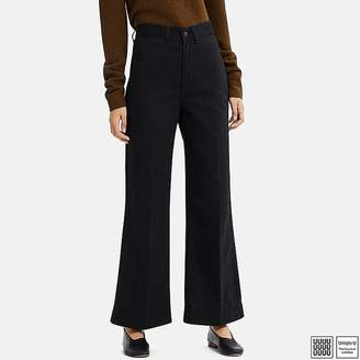 Uniqlo Women's U High-rise Wide Jeans
