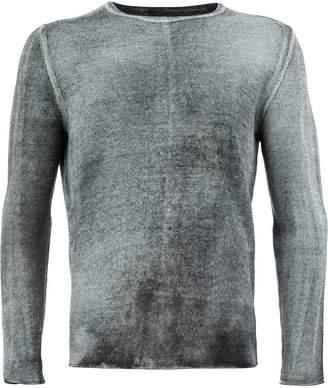 Avant Toi faded knit jumper