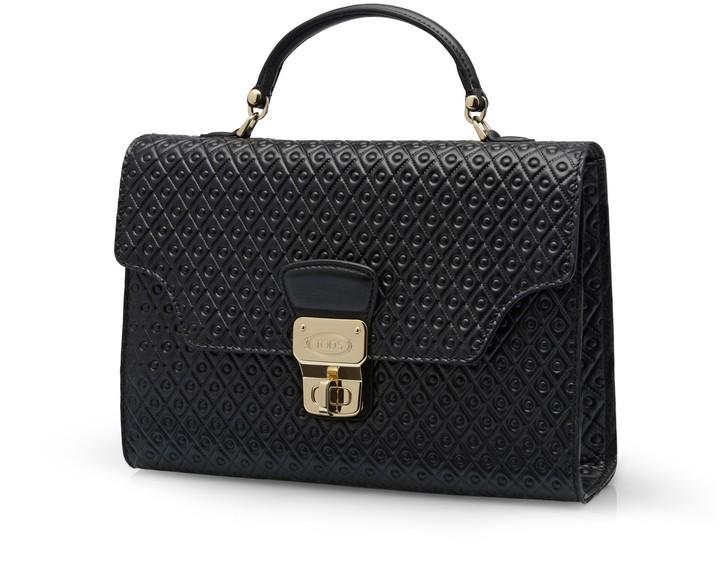 Tod's Signature Small Leather Handbag