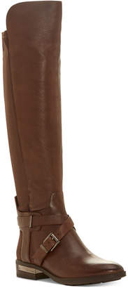 Vince Camuto Paton Wide-Calf Riding Boots Women's Shoes
