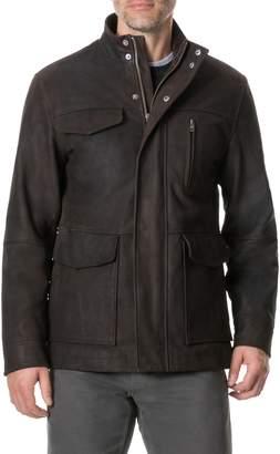 Rodd & Gunn Fairholme Leather Jacket