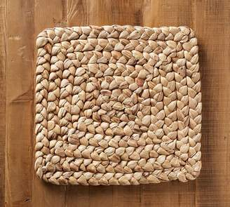 Pottery Barn Water Hyacinth Square Placemat