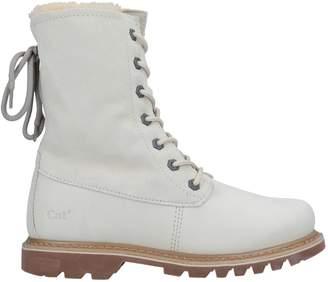 CAT Ankle boots - Item 11548915TW