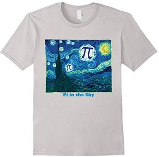 Pi MudgeWare in the Starry Sky T-Shirt